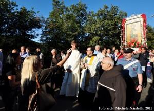 21 settembre: festa di San Matteo per i cerignolani e dell'Addolorata per i sammarchesi