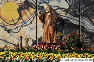 Festa di San Pio da Pietrelcina 2013