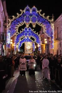 Festa di Santa Maria delle Grazie 2013