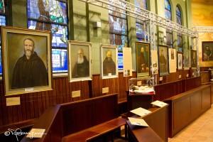 Ritratti serafici, santità dottrina e arte