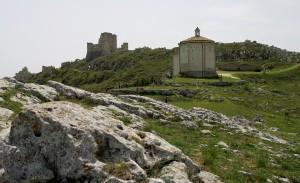 Omaggio al borgo e alla sua Rocca