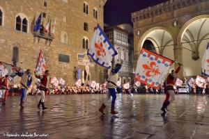 Bandierai degli Uffizi: quarant'anni e non sentirli