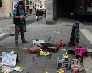 Artisti per la strada