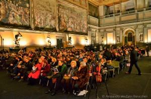 Note da brividi in Palazzo Vecchio