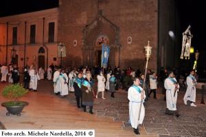 Festa lucerina in onore della Beata Vergine di Lourdes