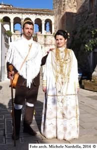 Carnevale con Pastore e Pacchiana