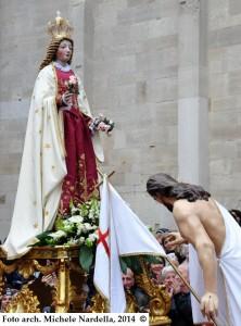 """Pasqua con la processione del """"Bacio"""""""