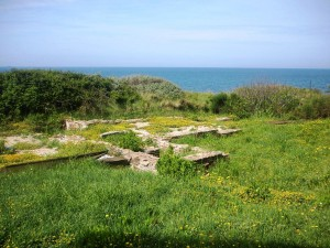 Tor Caldara e la sua riserva naturale