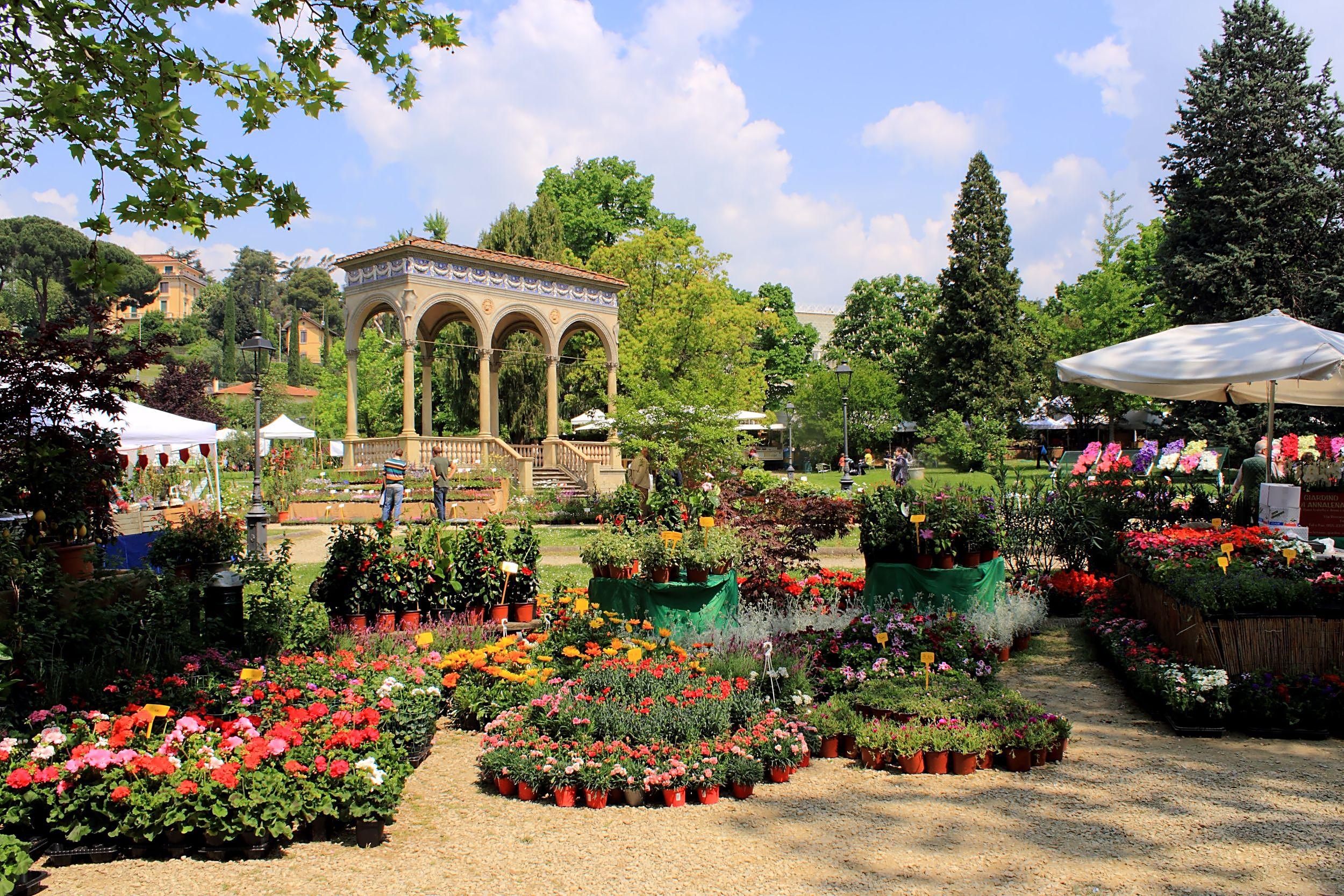Matrimonio Giardino Toscana : Colori e profumi firenze notizie