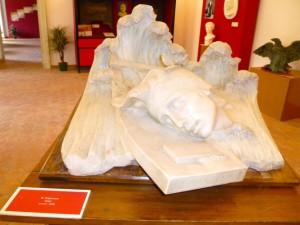 Esposizione opere dell'artista Michele Tripisciano