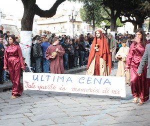 """""""La Passione"""" al Castello"""
