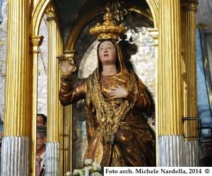 Santa Maria di Merino, 9 maggio 2014: processioni, pellegrinaggio e festa