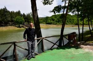 Laghetto collinare di Monteverde NAT ' TUR