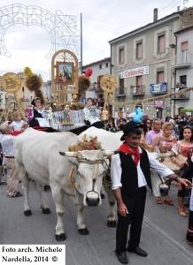 Il 26 luglio jelsese: Festa del grano in onore di Sant'Anna