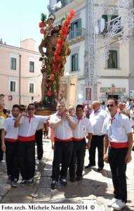 Culto e festa patronale di Maria SS. della Libera e di San Cristoforo martire