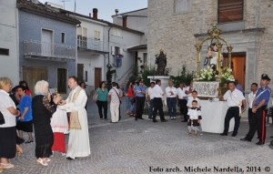 Feste rosetane di Sant'Antonio da Padova e della Madonna del Carmine