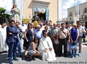 Festa patronale rignanese di Santa Maria Assunta e San Rocco 2014