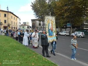 Solenni festeggiamenti in onore di Nostra Signora del Giglio nel 350° anniversario del prodigio del Giglio rifiorito