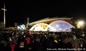 Veglia e festa di San Pio da Pietrelcina 2014
