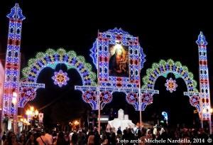 Festa di Maria SS. delle Grazie col ritorno del reliquiario della Croce nella Chiesa Madre