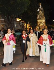 San Matteo e Maria SS. Addolorata, 21 settembre 2014