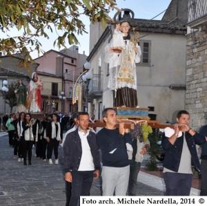 Festa patronale in onore di Maria SS. di Serritella