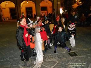 Halloween in centro