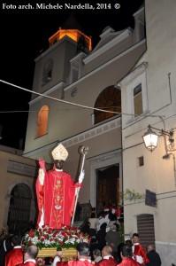 In onore di San Mauro martire