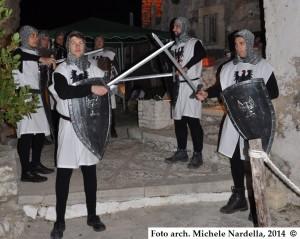Presepe Vivente viestano alla corte di Federico II di Svevia