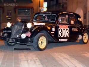 XVIII Rally di Montecarlo Historique