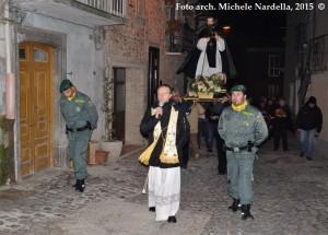 Culto e festa rosetana di Sant'Antonio abate