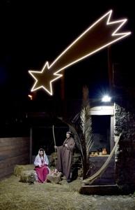 """Presepe vivente tra i Sassi: """"Segui la stella cometa"""""""