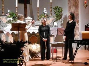 Spettacolo sull'Annunciazione a Prato