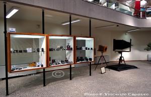 """""""Il Museo nel Museo"""", mostra temporanea di storiche macchine fotografiche"""