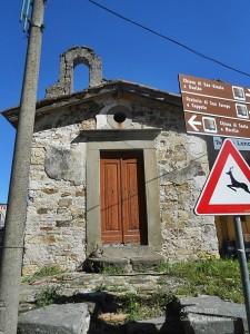 La chiesetta di Morello