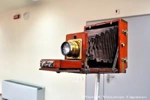 Mostra di macchine fotografiche a Caltanissetta