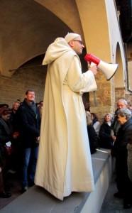 Visita al monastero di San Miniato