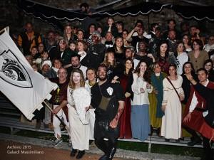 Il carnevale a Cavallo e Torre (ex equo)