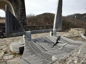 Parco memoriale di Sant'Anna ancora out