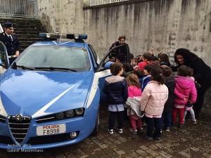 Quando la Polizia… va all'asilo