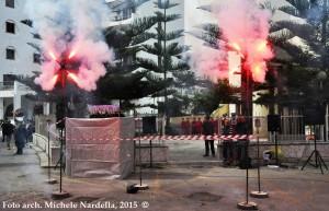 Festa patronale viestana in onore di San Giorgio martire (2015)