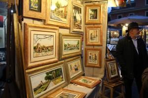 Cento pittori Via Margutta