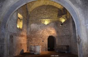 I sotterranei della Certosa di San Martino