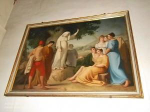 Pieve di San Giovanni aperta