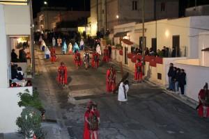 La processione dei misteri 2015