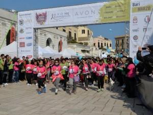 La corsa delle donne