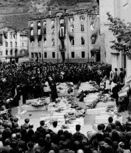 Eccidio di Pedescala, Forni e Settecà
