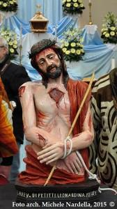 Giovedì Santo con la processione di Gesù carcerato