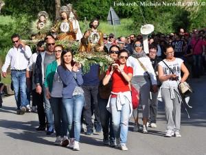 Pellegrinaggio alla Consolazione con i Santi Protettori delicetani
