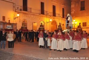 Processione <i>penitenziale</i> dei Santi Patroni troiani